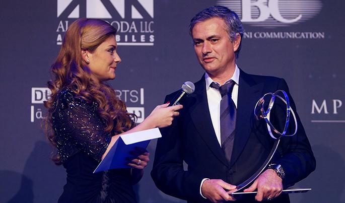 Josè Mourinho (BEST MEDIA ATTRACTION IN FOOTBALL)