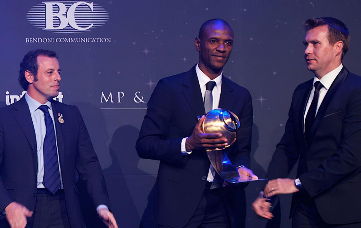 Eric Abidal - Player Career Award