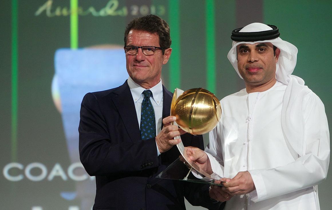 Mahdi Ali - Best Coach in the GCC