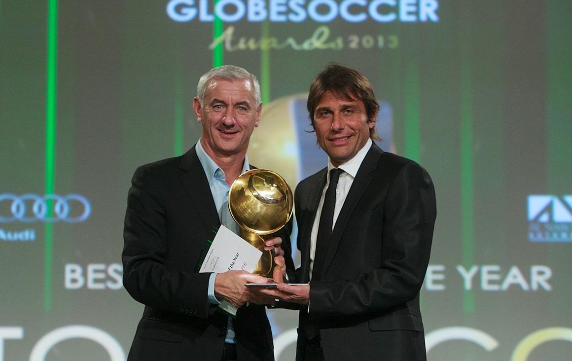 Antonio Conte - Best Coach of the Year