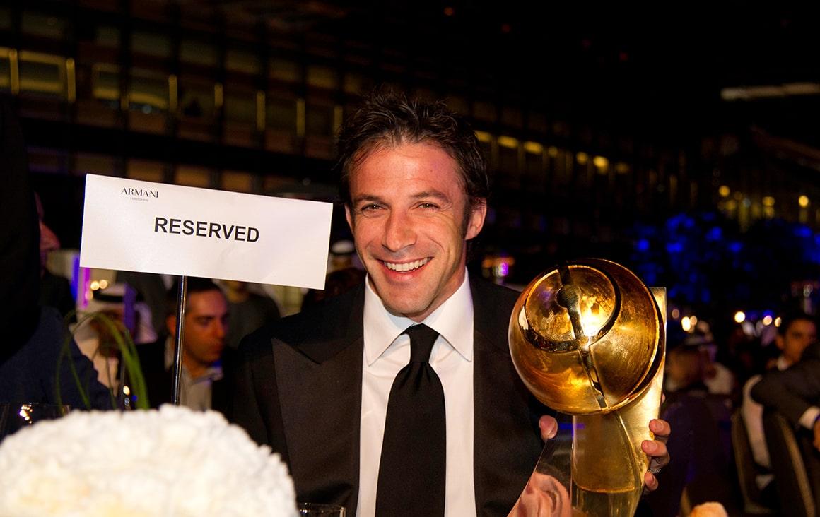Alessandro Del Piero - Player Career Award