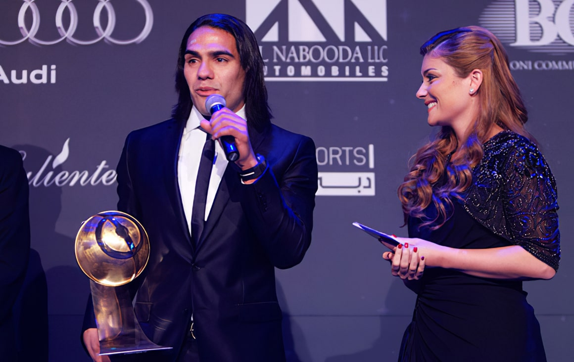 Radamel Falcao - Best Player of the Year