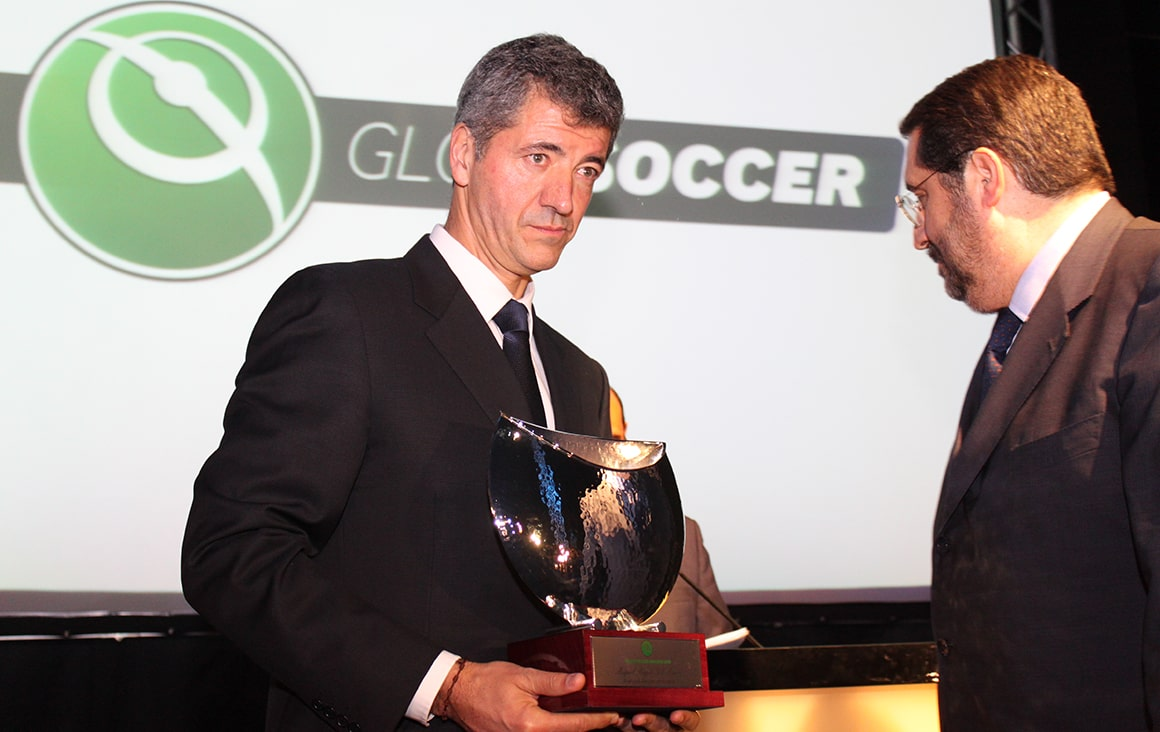 Miguel Angel Gil - The best Club Director of the year