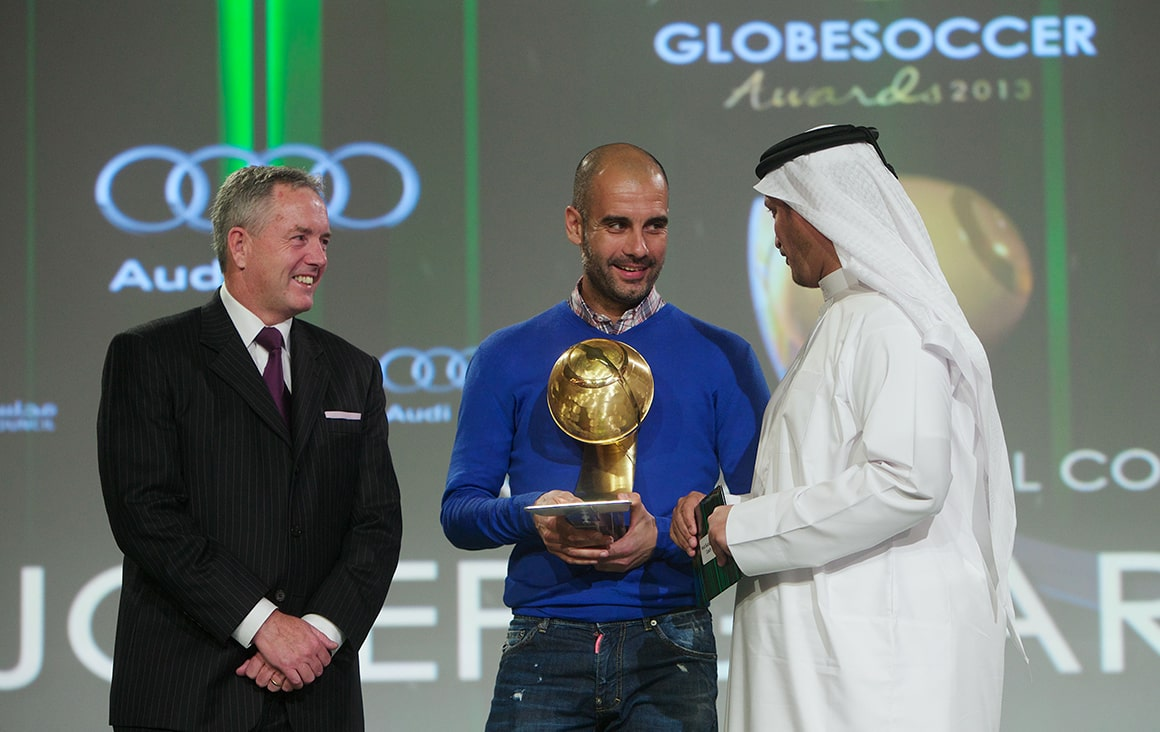 Joseph Guardiola - Best Media Attraction in Football