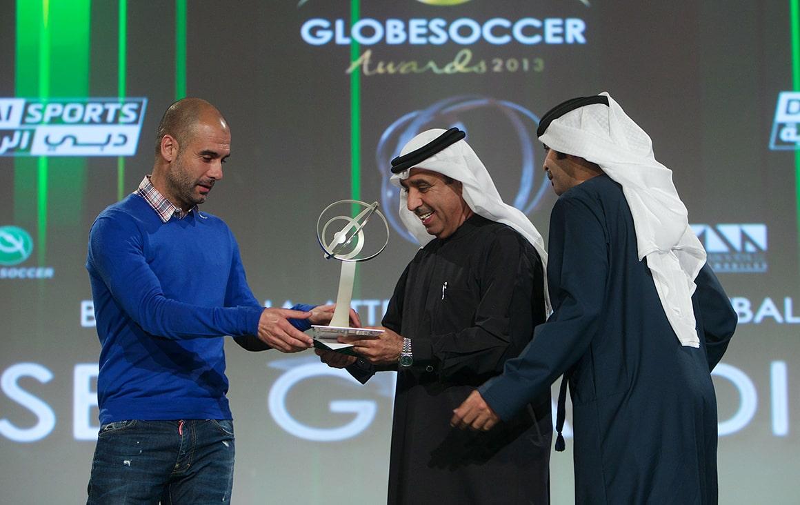 Joseph Guardiola - Coach Career Award
