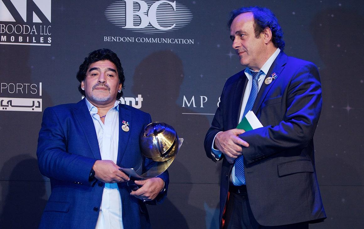 Diego Armando Maradona - Best Player of the 20th Century