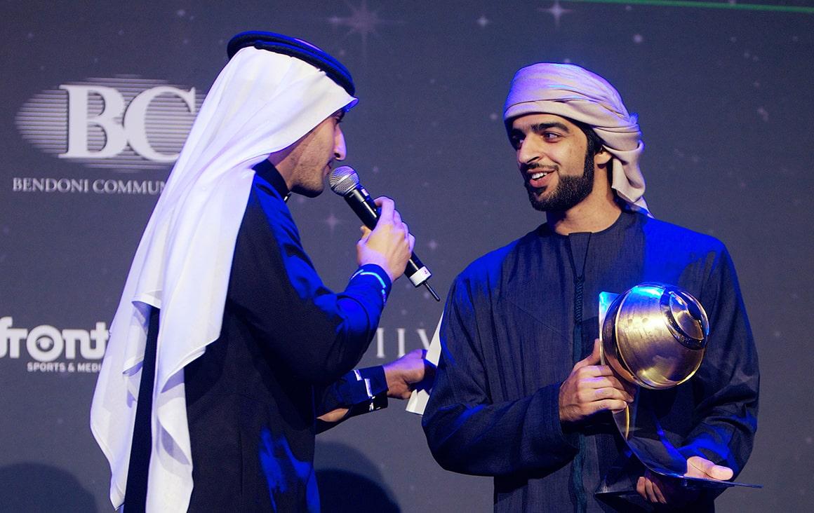 Hassan Mohamed - Best goal scorer of the UAE