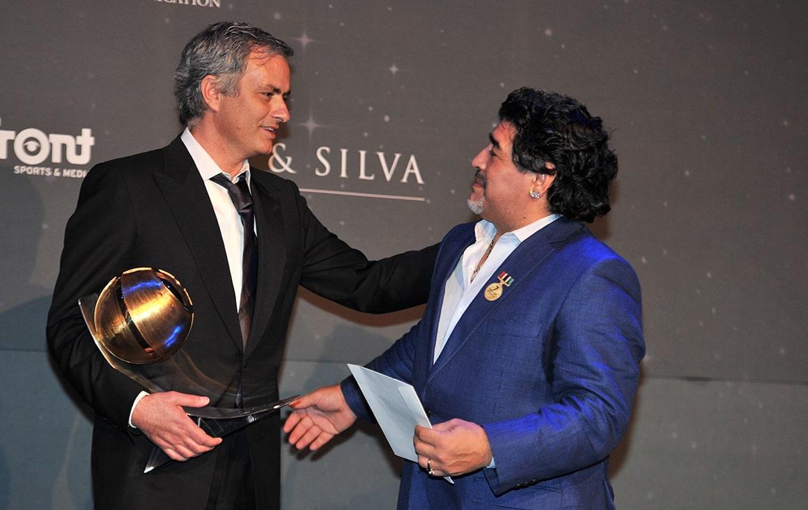 Josè Mourinho - Best Coach of the Year