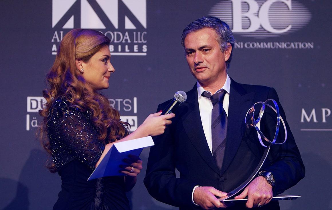 Josè Mourinho - Best Media Attraction in Football