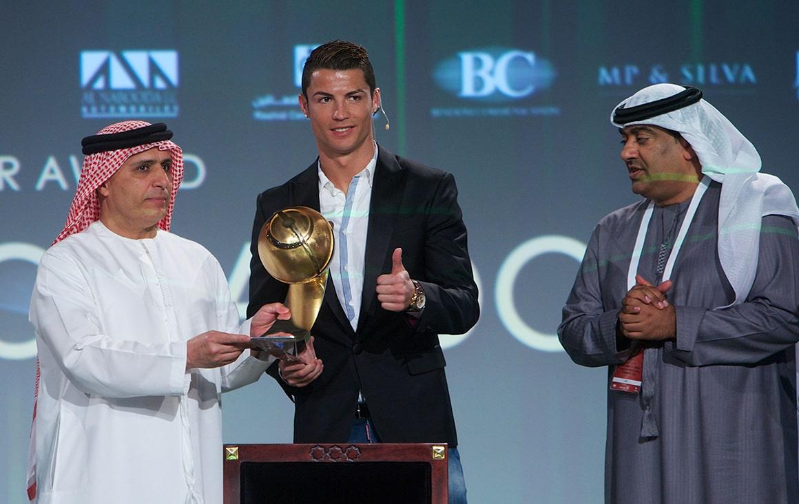 Cristiano Ronaldo - Fans' Favourite Player