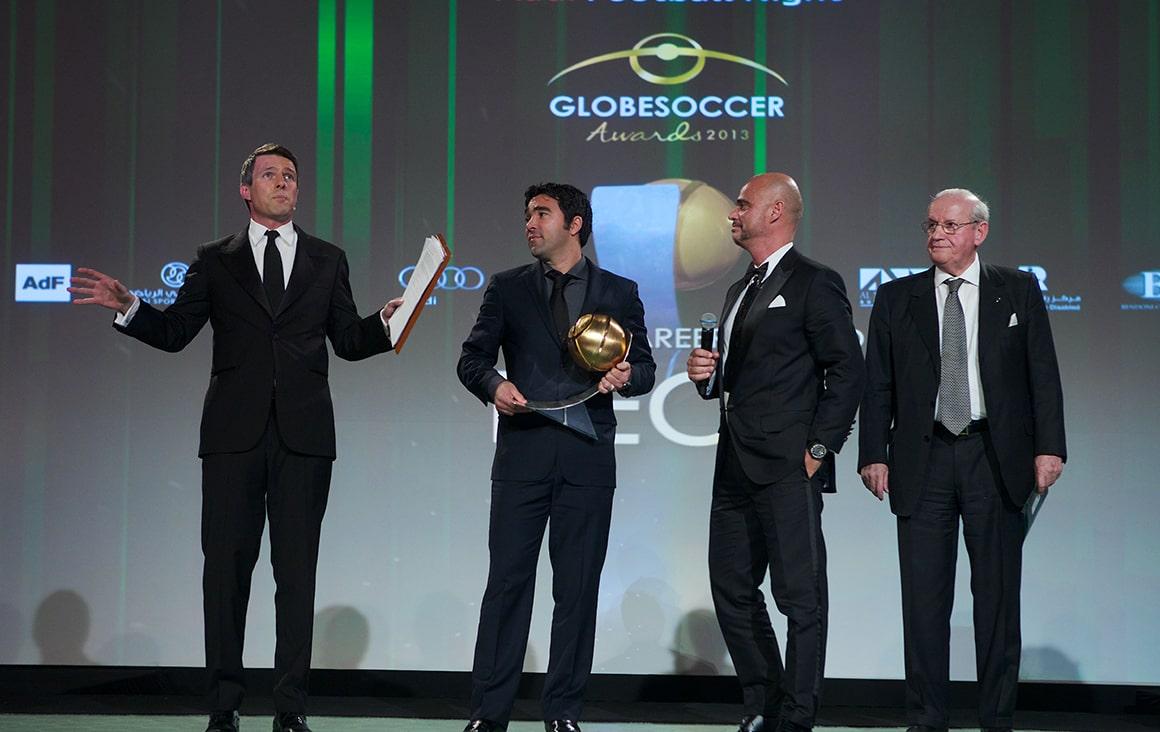 Anderson Luis De Souza - Player Career Award