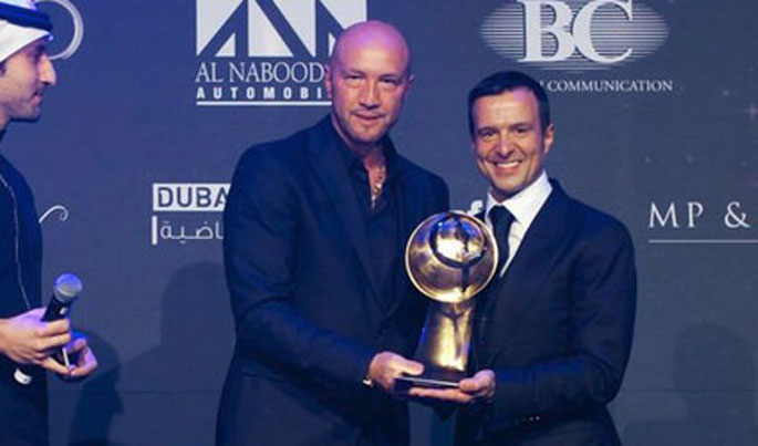 Jorge Mendes (BEST AGENT OF THE YEAR)