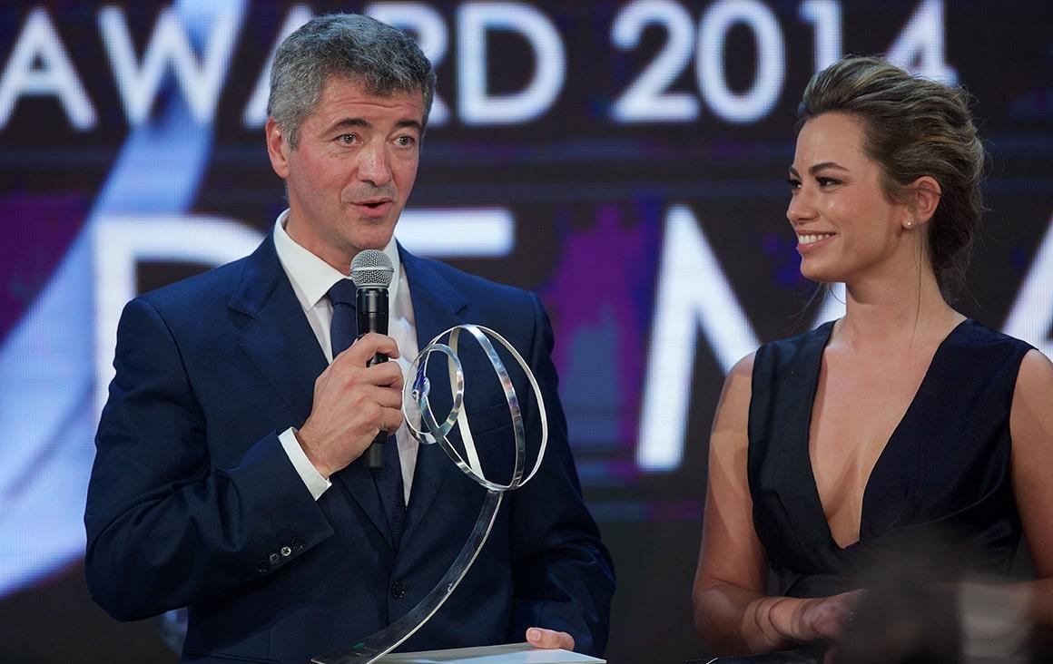 Atletico de Madrid - Globe Soccer Special Award