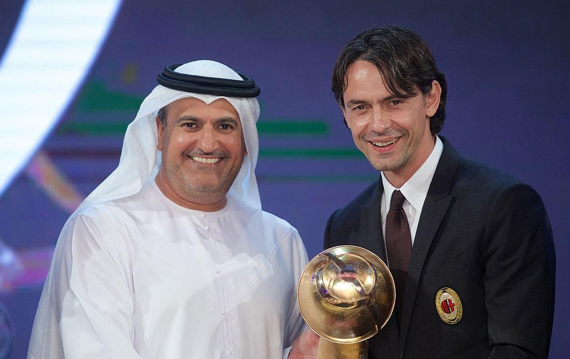 Filippo Inzaghi - Player Career Award