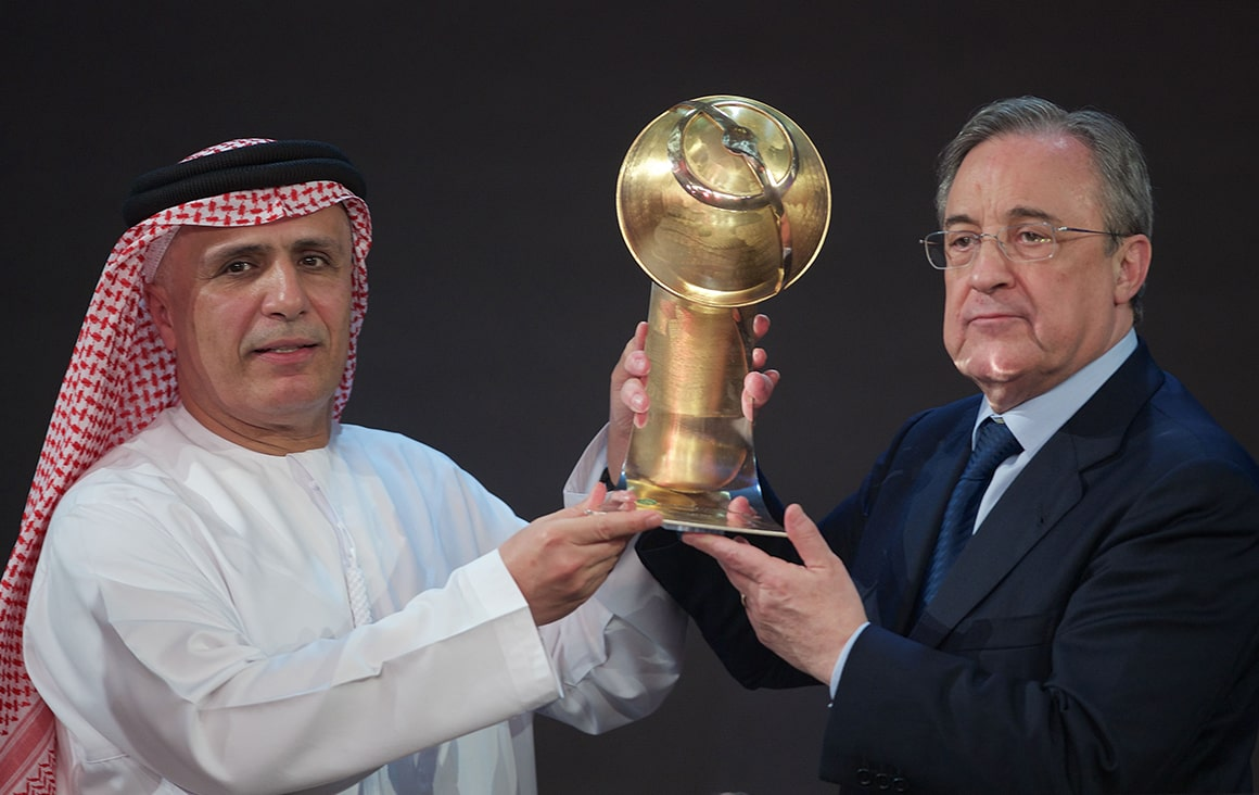 Real Madrid - The Best Club of the year