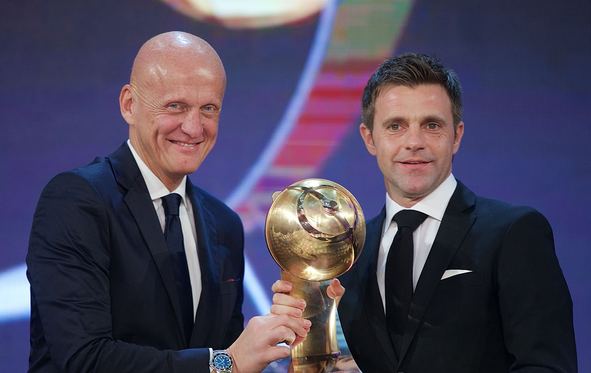 Nicola Rizzoli - Best Referee of the year