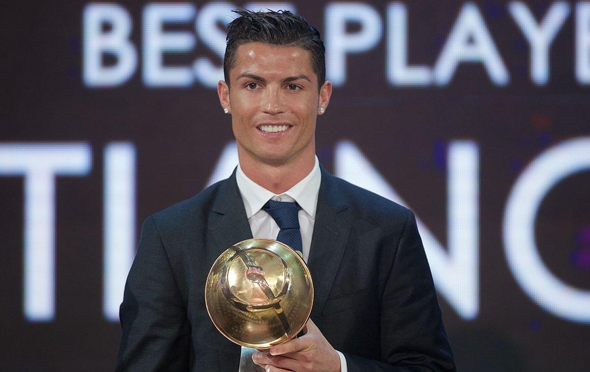 Cristiano Ronaldo - Marca Fans' Favourite Player