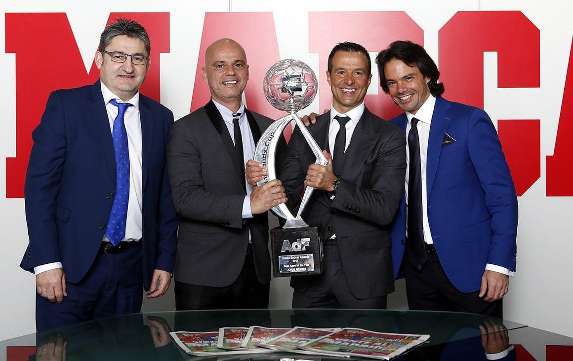 Jorge Mendes - AdF Diamonds Cup