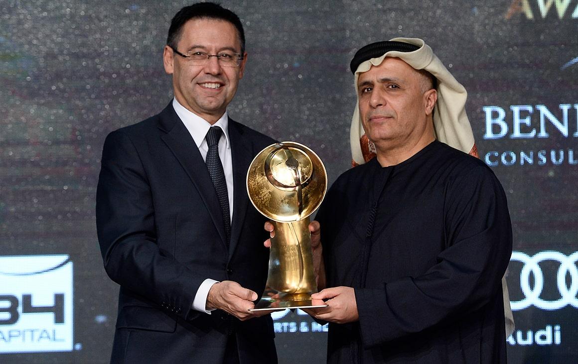 Josep Maria Bartomeu - Best President of the Year