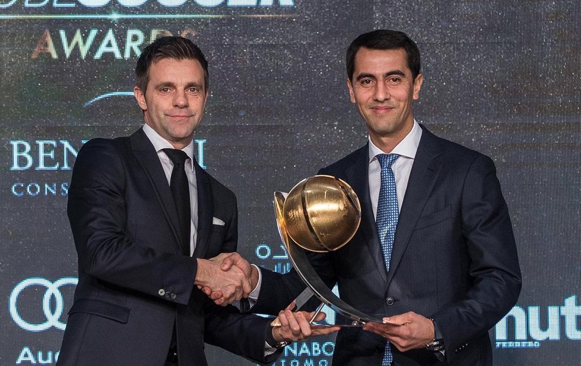 Ravshan Irmatov - Best Referee of the Year