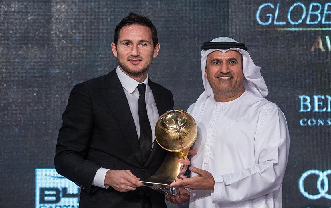 Frank Lampard - Player Career Award