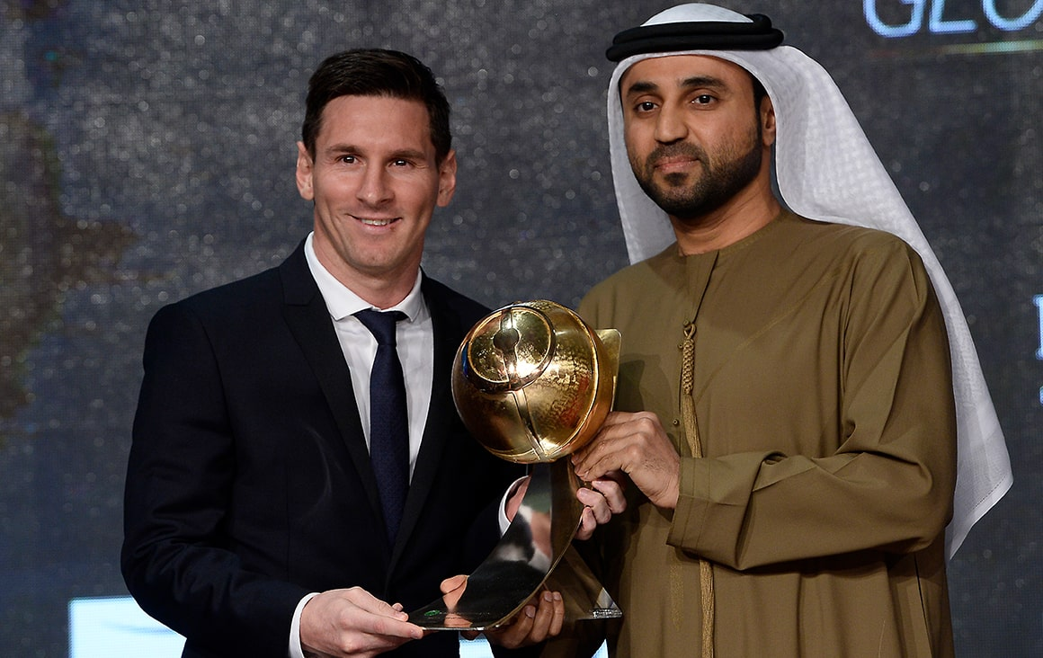 Lionel Messi - Best Player of the Year