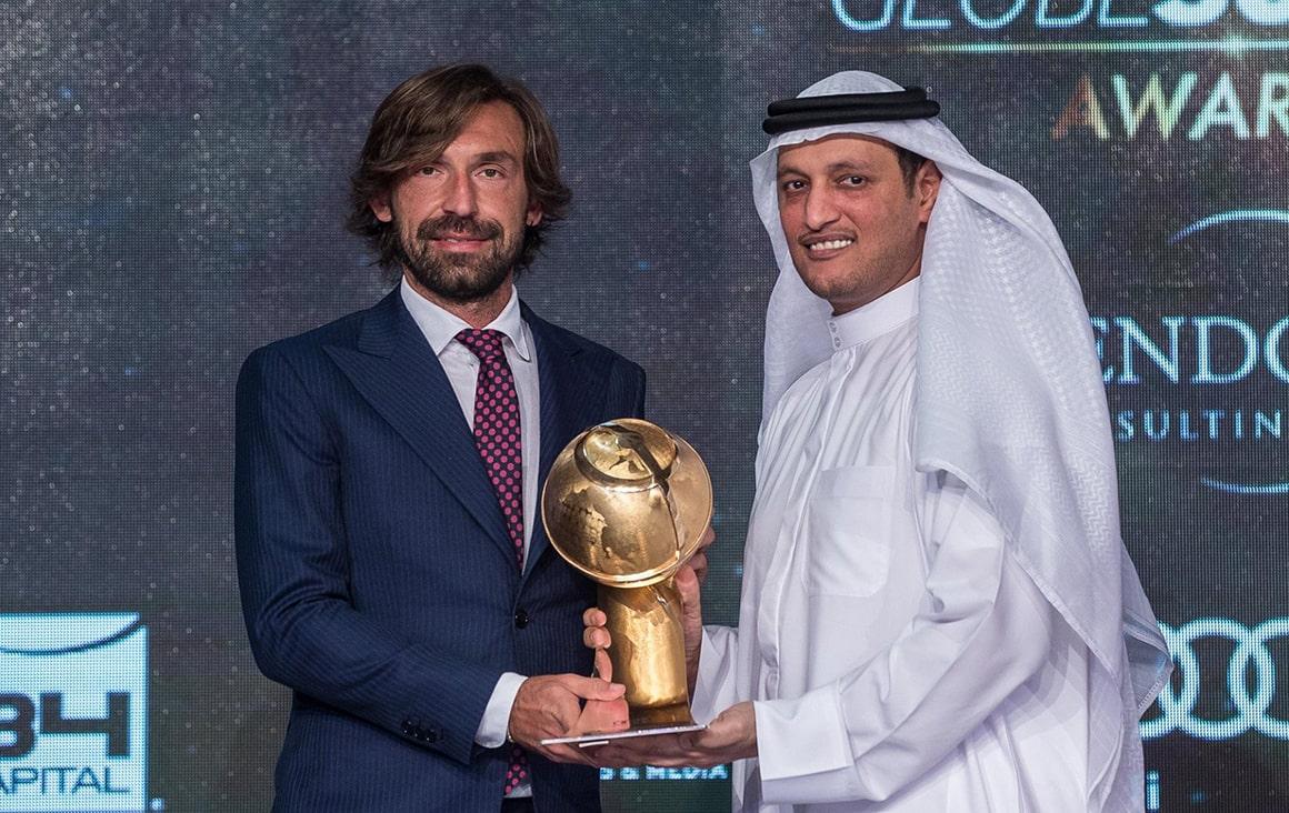 Andrea Pirlo - Player Career Award