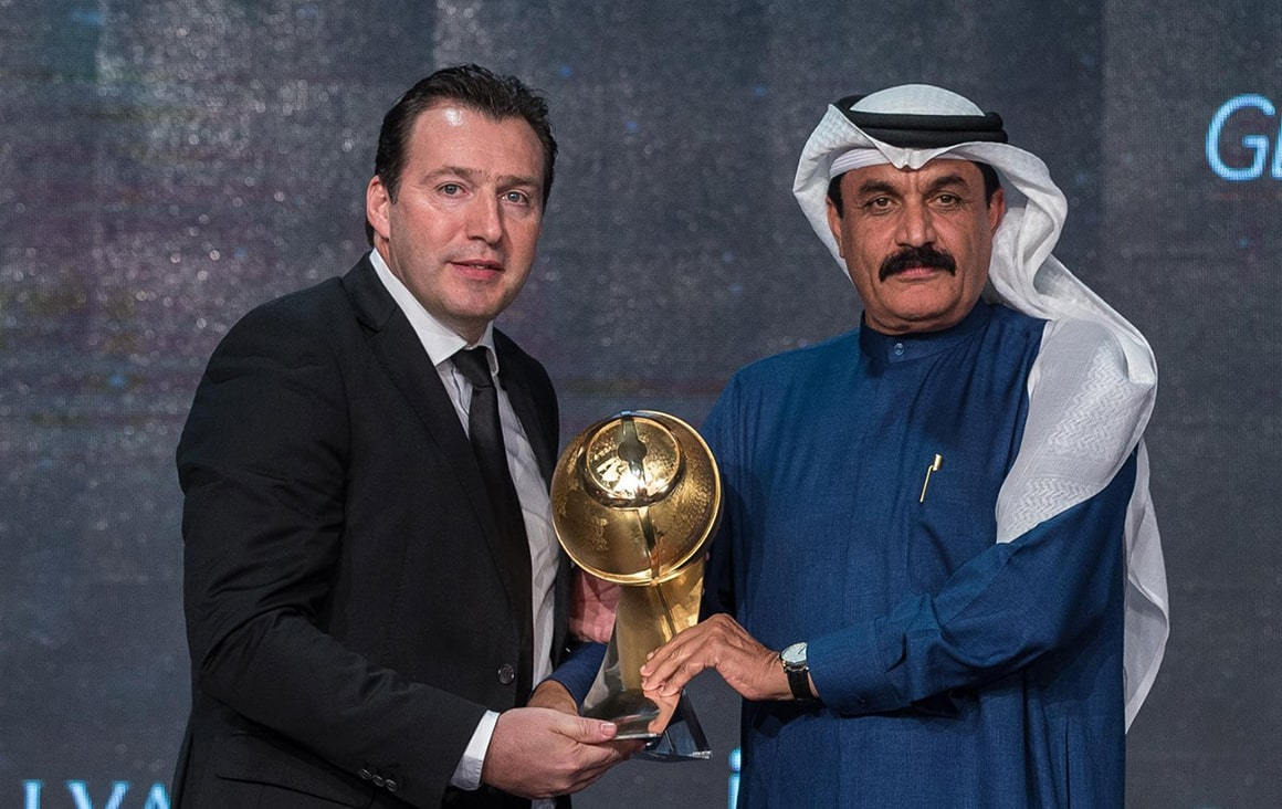 Marc Wilmots - Best Coach of the Year