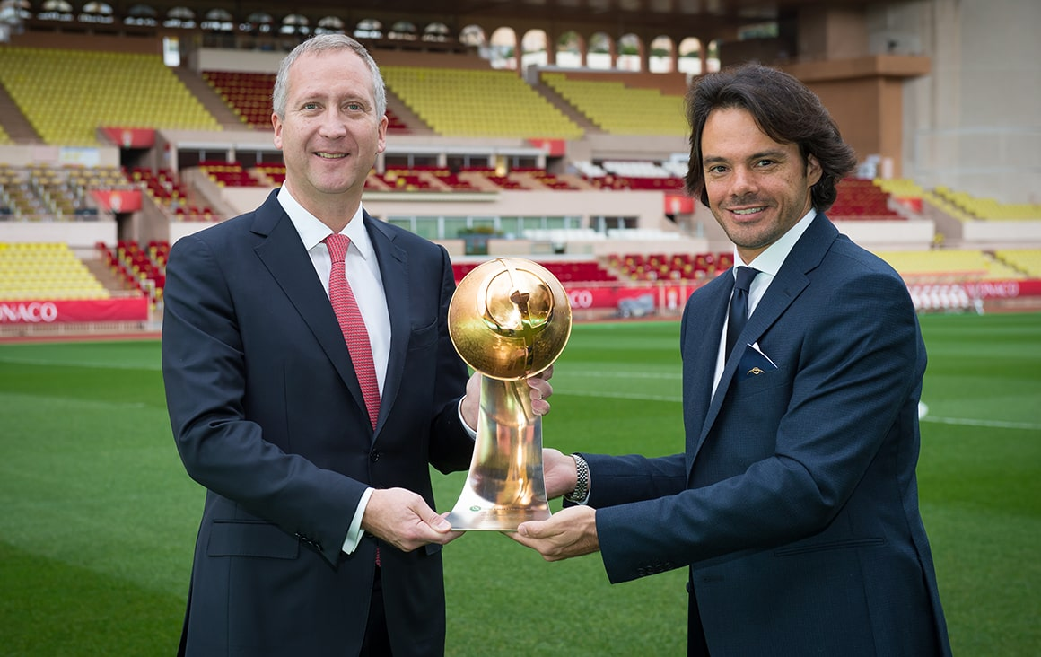 AS Monaco FC - The Best Transfer Market Club Award