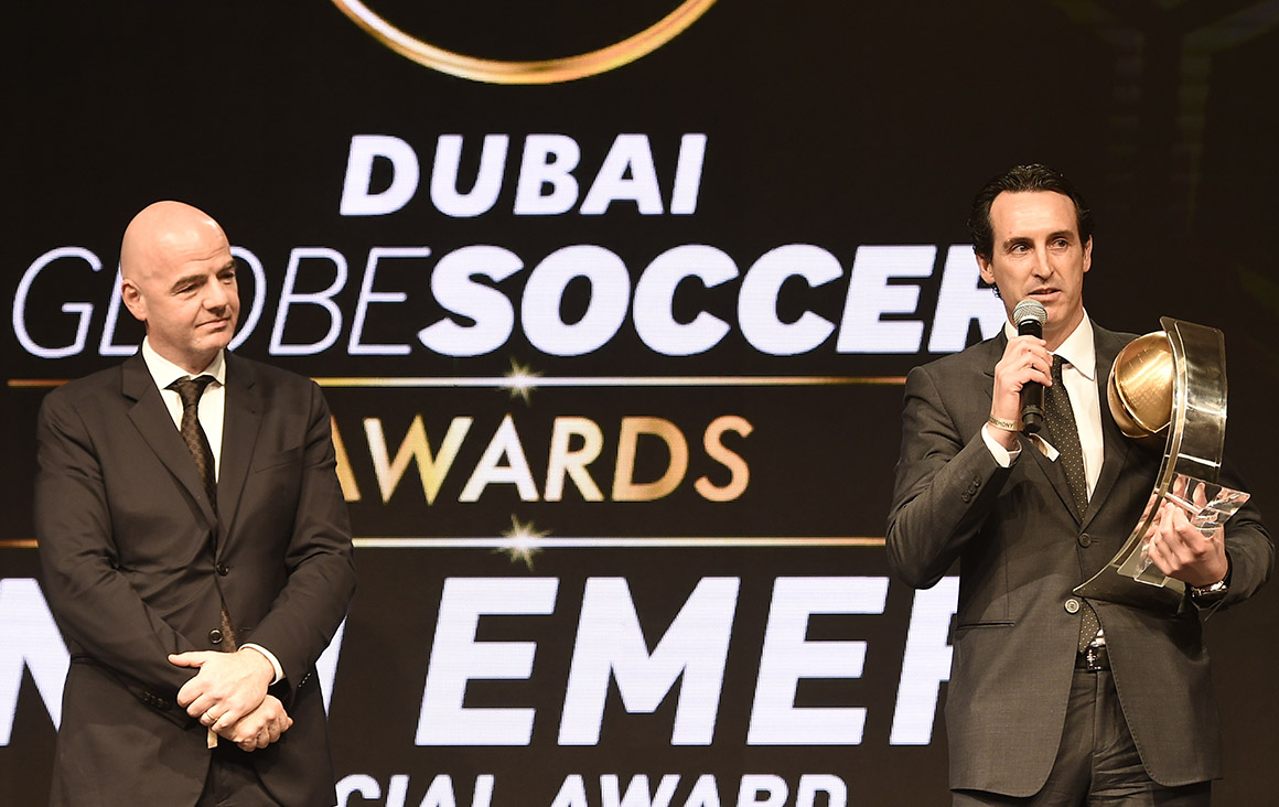 Unai Emery - Special Award