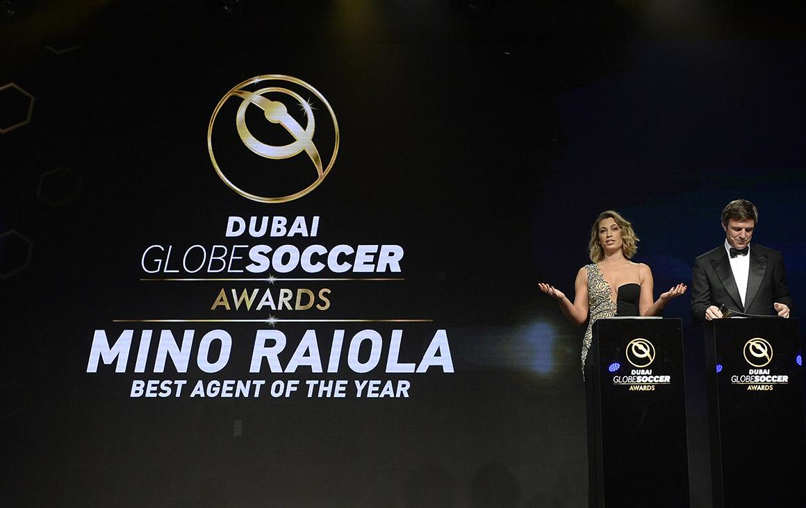 Mino Raiola - Best agent of the Year