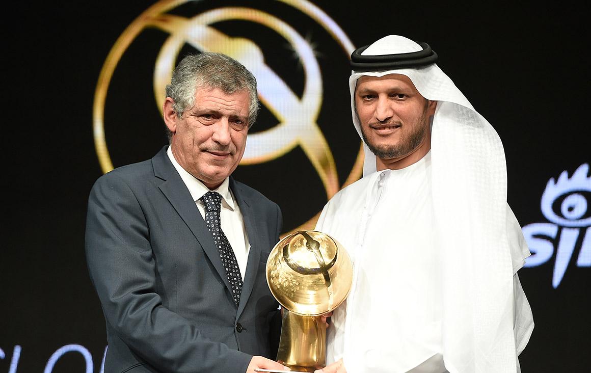 Fernando Santos - Best Coach of the Year