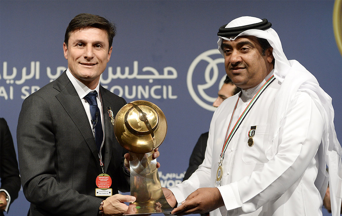 Javier Zanetti - Player Career Award