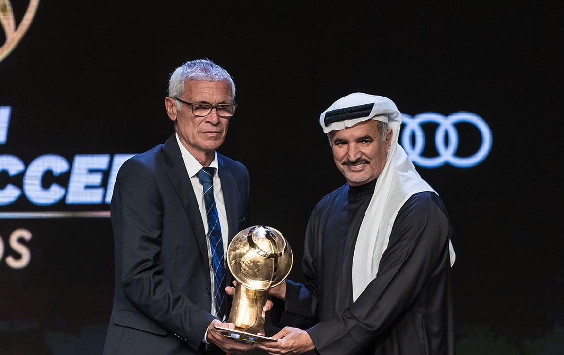 Hector Cuper  - Best Arab National Team Coach