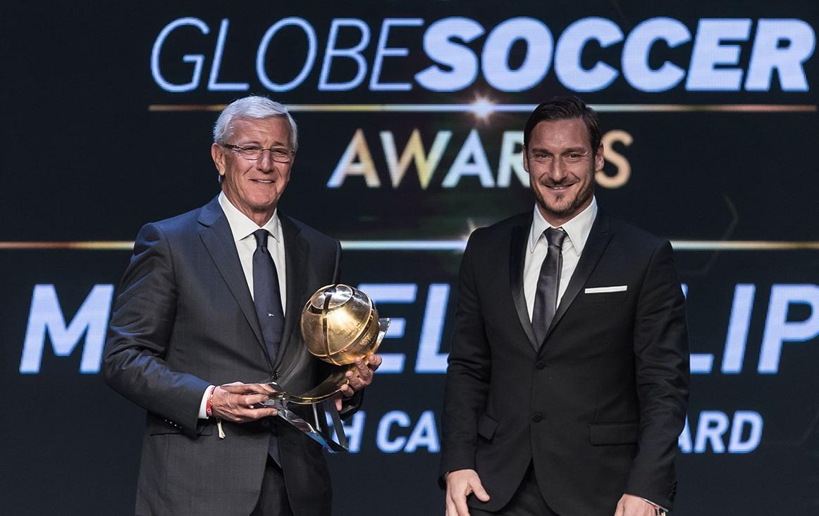 Marcello Lippi - Coach Career Award
