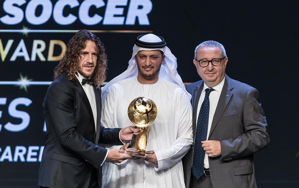 Carles Puyol - Career Award