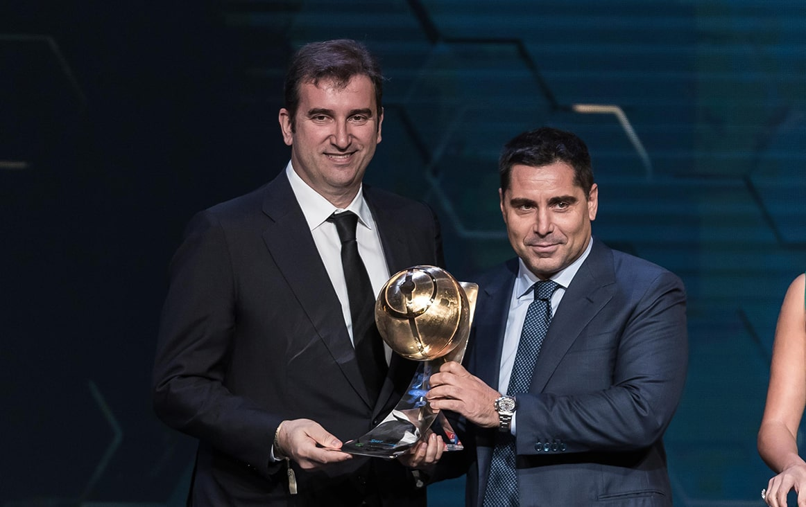 Ferran Soriano - Sport Business Award