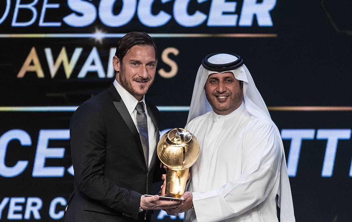 Francesco Totti - Career Award