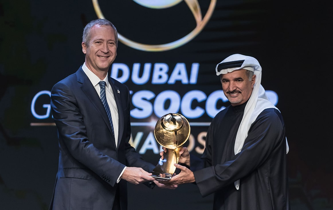 Vadim Vasilyev - Best Football Executive Award