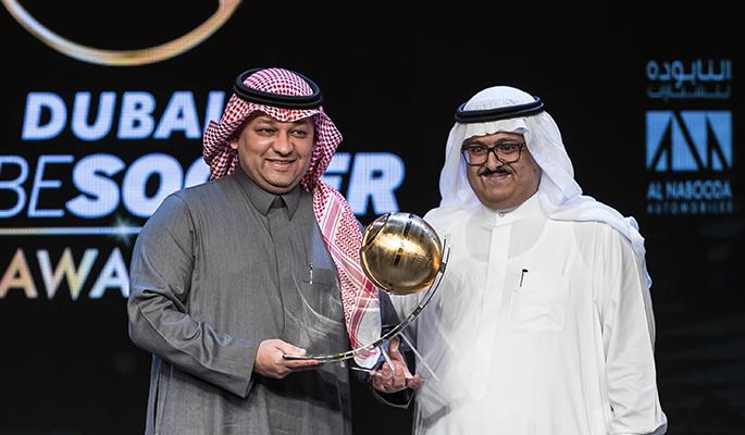 Saudi Arabia (Best Arab National Team)