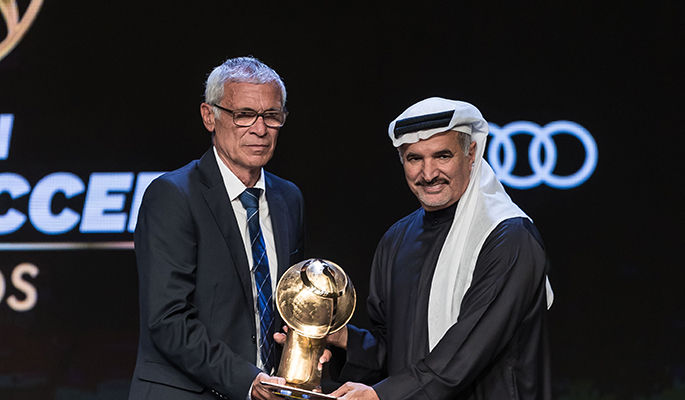 Hector Cuper (Best Arab National Team Coach)
