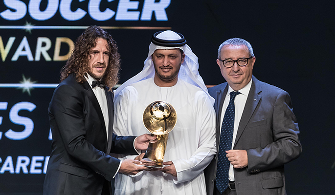 Carles Puyol (Career Award)