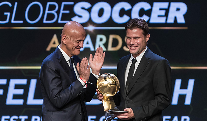 Felix Brych (Best Referee of the Year)