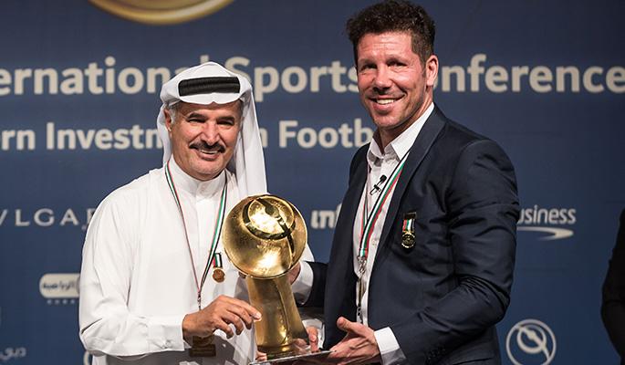 Diego Pablo Simeone (Master Coach Special Award)
