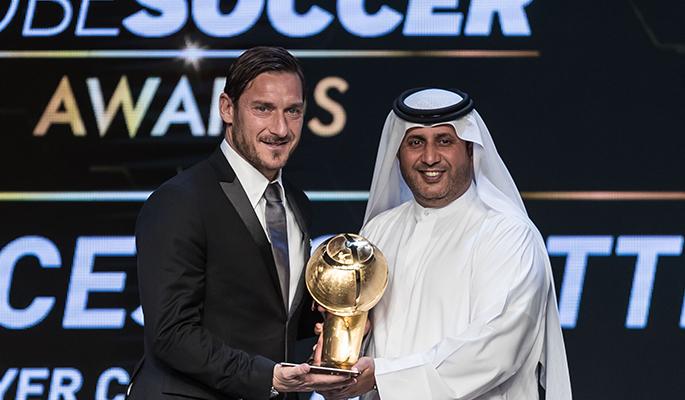 Francesco Totti (Career Award)
