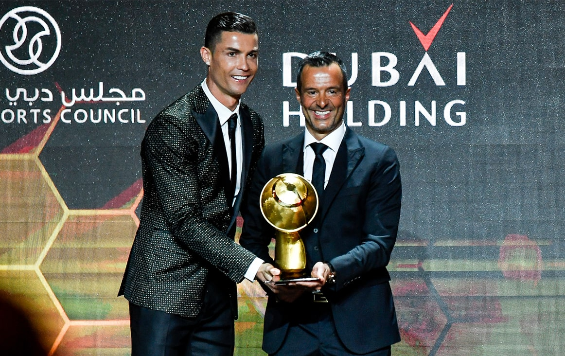 Jorge Mendes - Best Agent of the Year