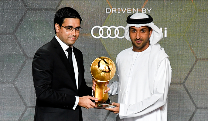 Mohammed Abdullah (Best Arab Referee of the Year)