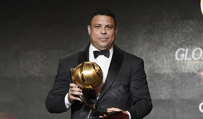 Ronaldo Luís Nazário de Lima (Player Career Award)
