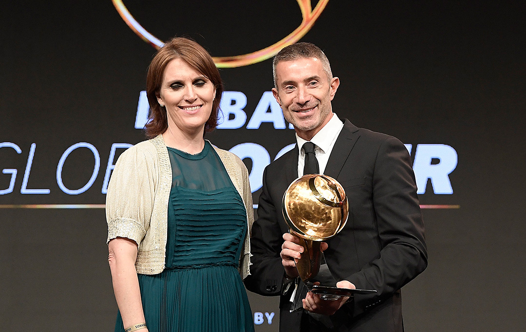 Andrea Berta - Best Sporting Director of the Year