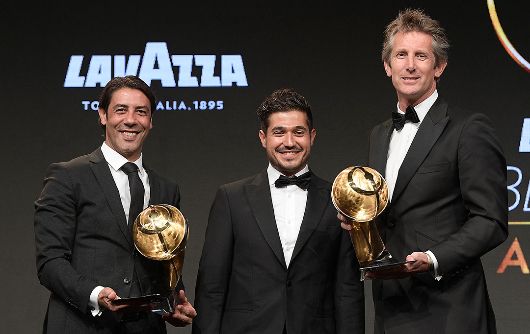 AFC Ajax and S.L. Benfica - Best Academy of the Year